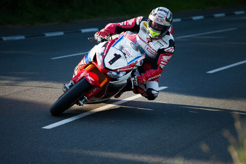 Catching the Light - Isle of Man TT