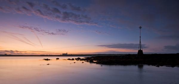 Derby Haven Dawn - Isle of Man Seascapes/Coastal