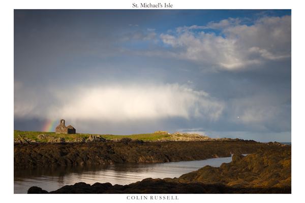St. Michael's Rainbow - National Landmarks