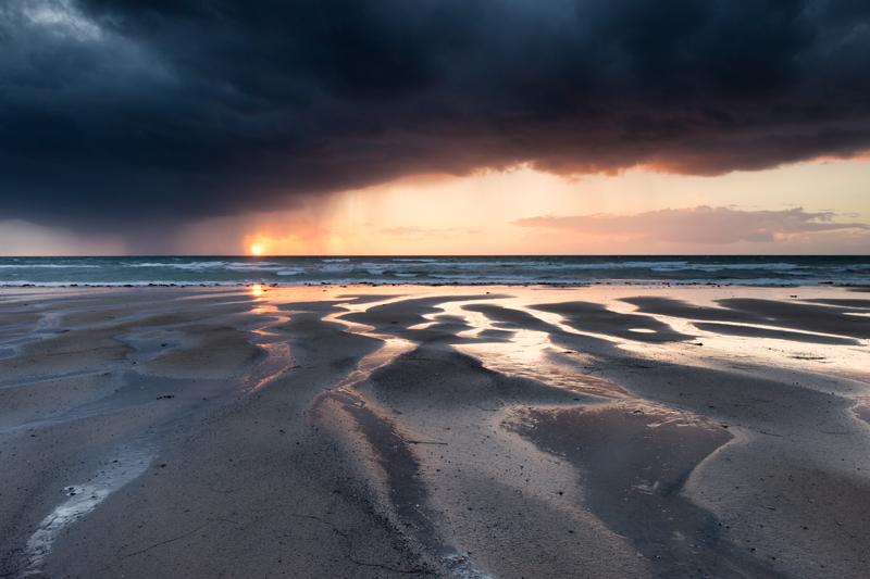 Behind the mask - Isle of Man Seascapes/Coastal