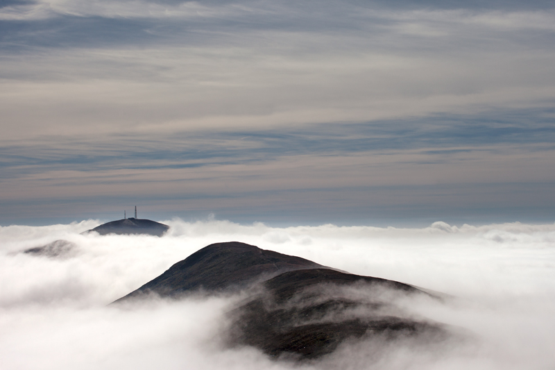 Above the Clouds - Isle of Man Landscapes
