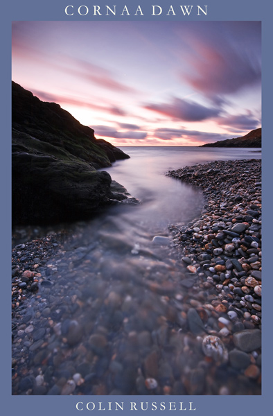 Cornaa Dawn - Isle of Man Seascapes/Coastal