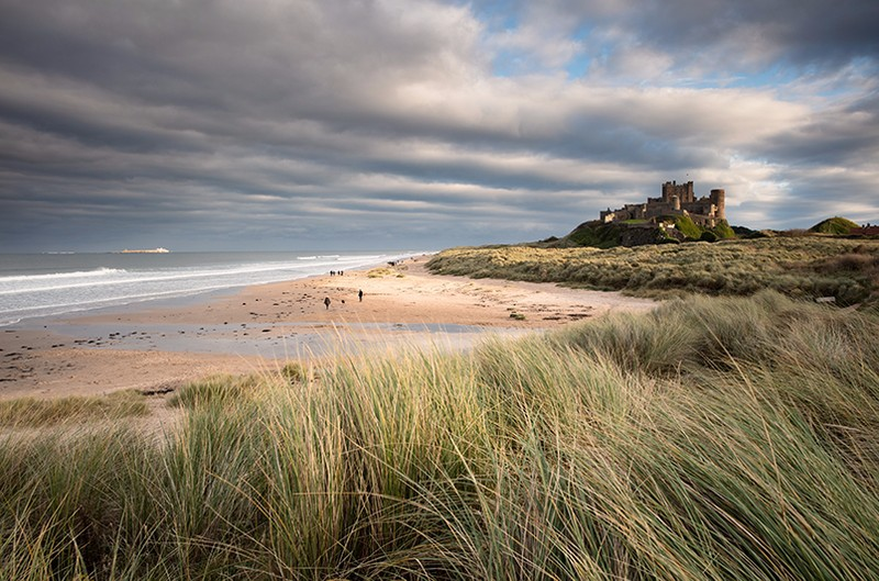 Bamburgh Castle and Inner Farne - Other Work