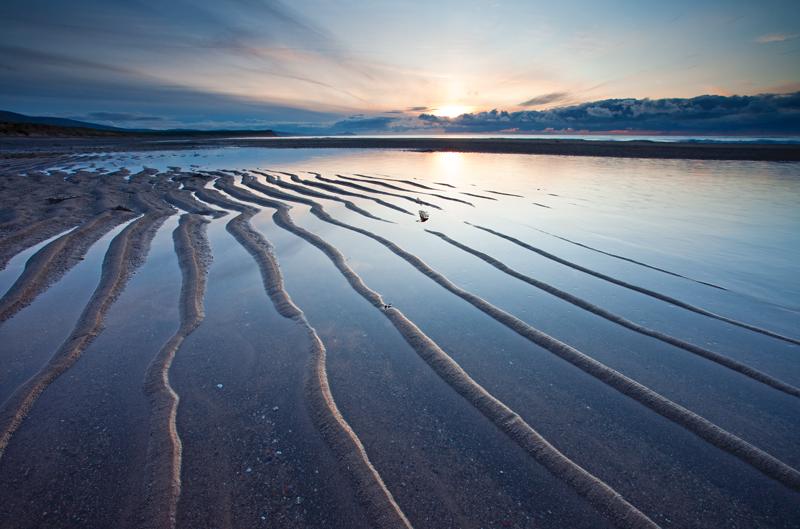 The Ripple Effect - Isle of Man Seascapes/Coastal