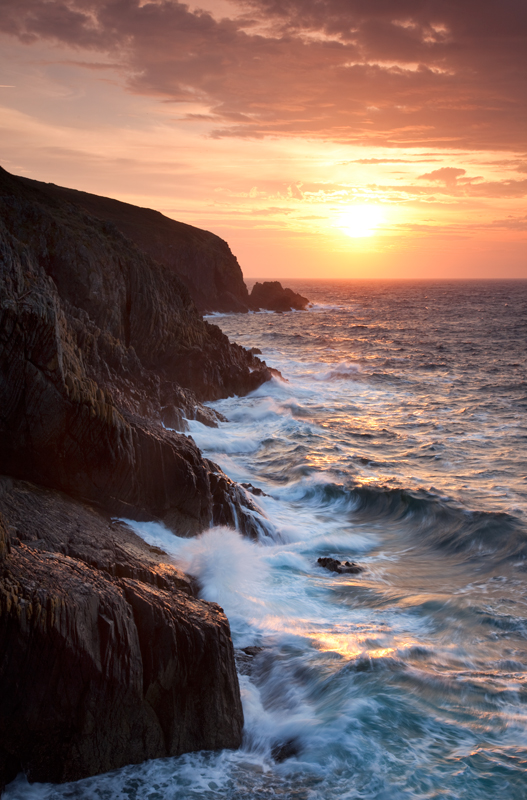 Groudle Head - Isle of Man Seascapes/Coastal