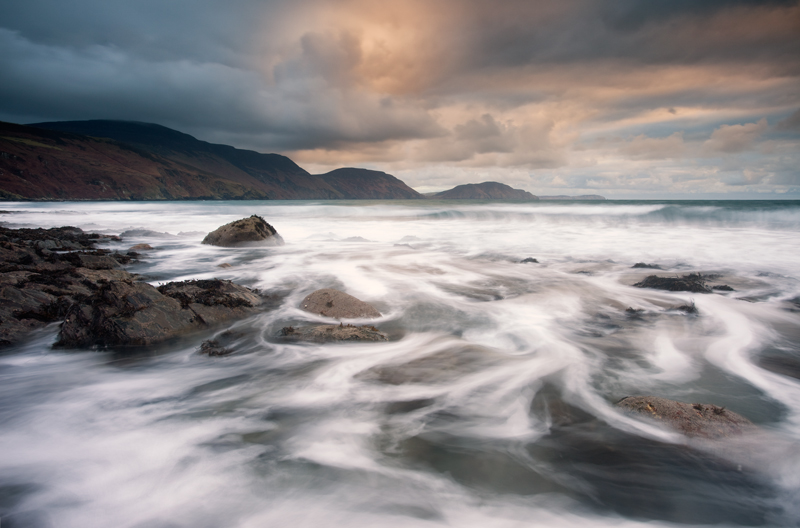 Niarbyl Surf - Isle of Man Seascapes/Coastal