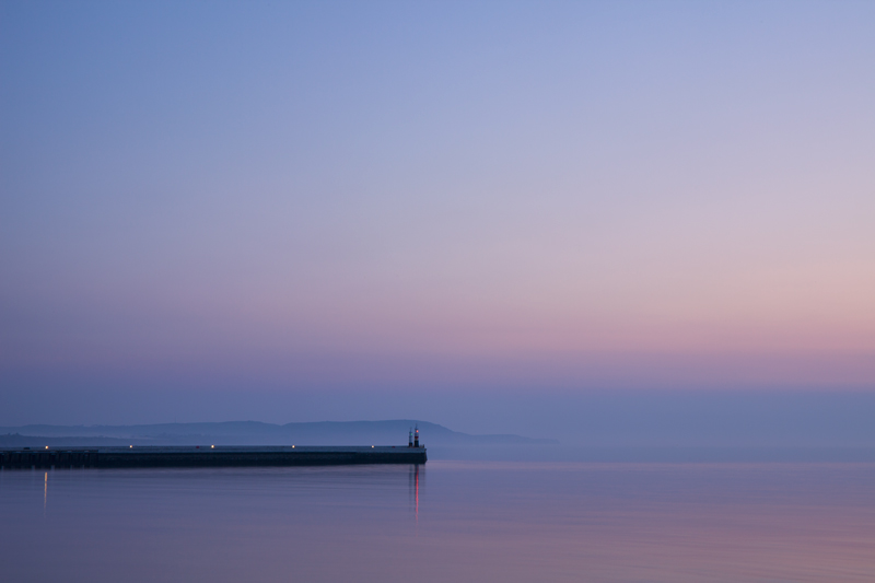 Pastel Dawn - Isle of Man Seascapes/Coastal