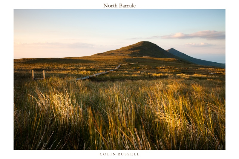 North Barrule 2 - Isle of Man Landscapes