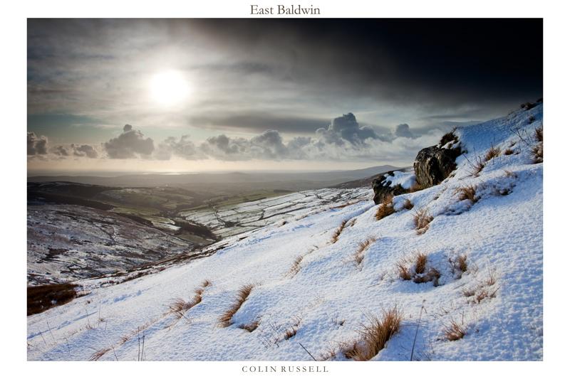 East Baldwin - Isle of Man Landscapes
