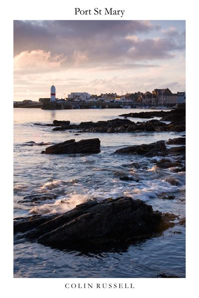 Port St Mary - Portrait - Isle of Man Seascapes/Coastal