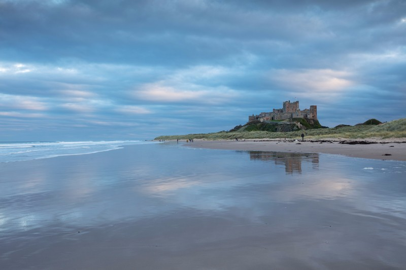 Bamburgh Reflection - Other Work
