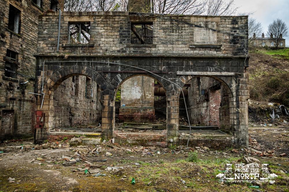 Old Lane Mill 1 - Old Lane Mill, Halifax