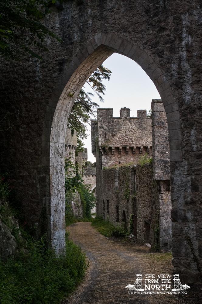 Gwrych Castle 13 - Gwrych Castle
