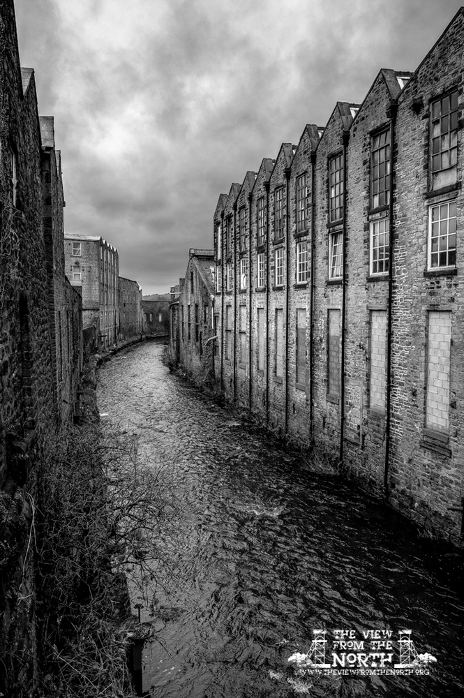 Greenfield Mill, Colne - Lancashire Textile Mills