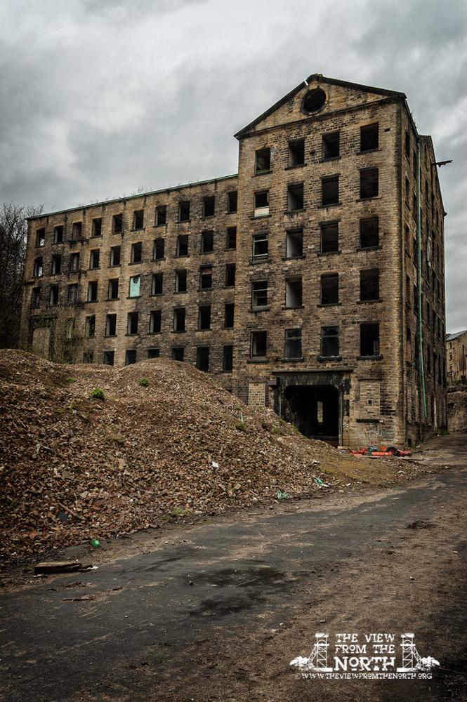 Old Lane Mill 3 - Old Lane Mill, Halifax