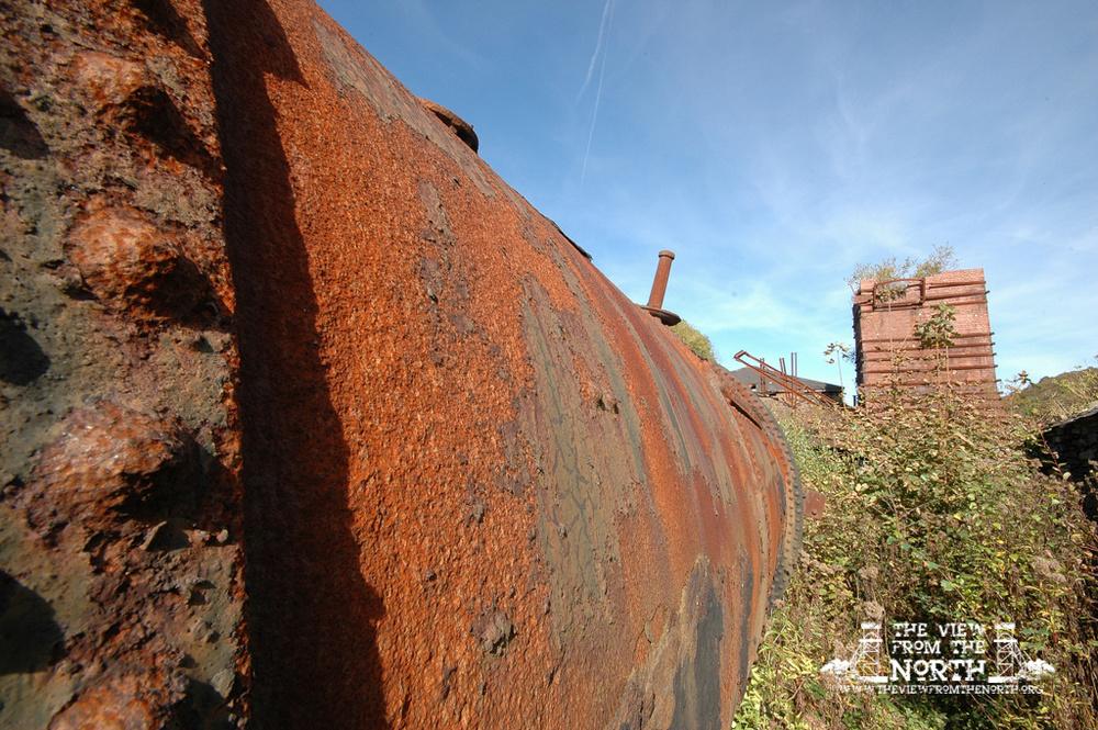 Backbarrow 2 - Backbarrow Ironworks, Cumbria