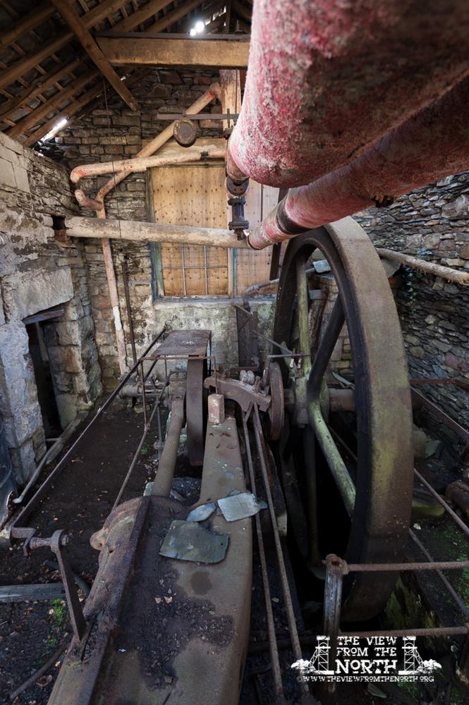 Backbarrow 8 - Backbarrow Ironworks, Cumbria
