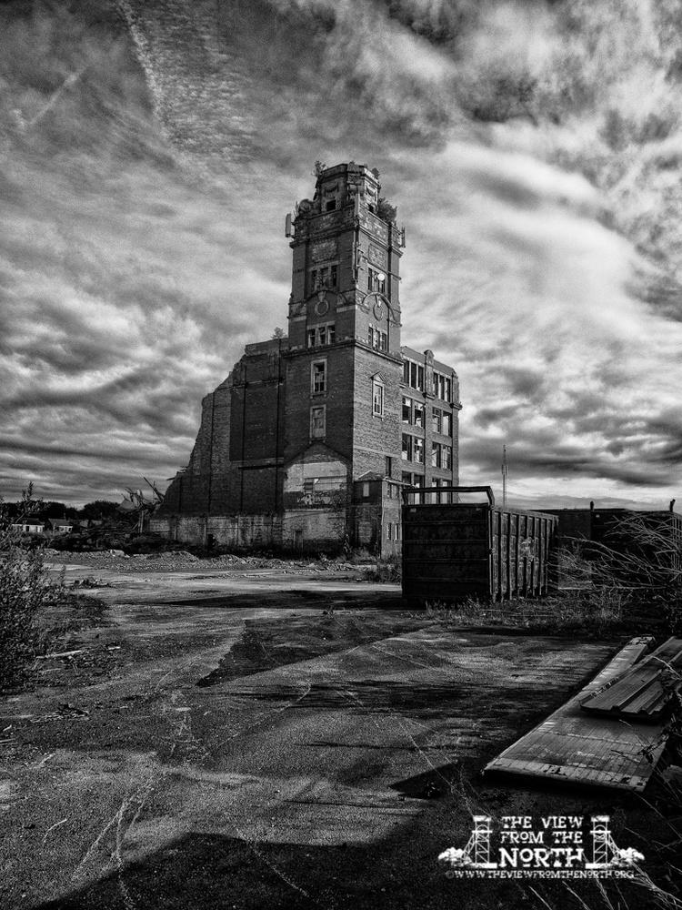 Wesley Street Mills - Lancashire Textile Mills