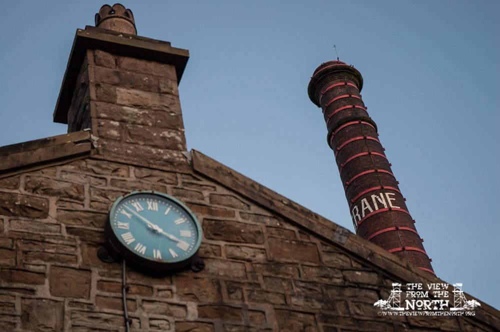 Grane Mill 4 - Grane Mill, Haslingden
