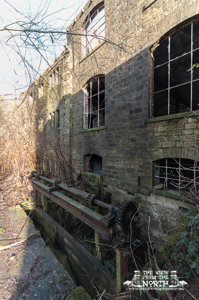 Westwood Mill 8 - Westwood Mill, Linthwaite