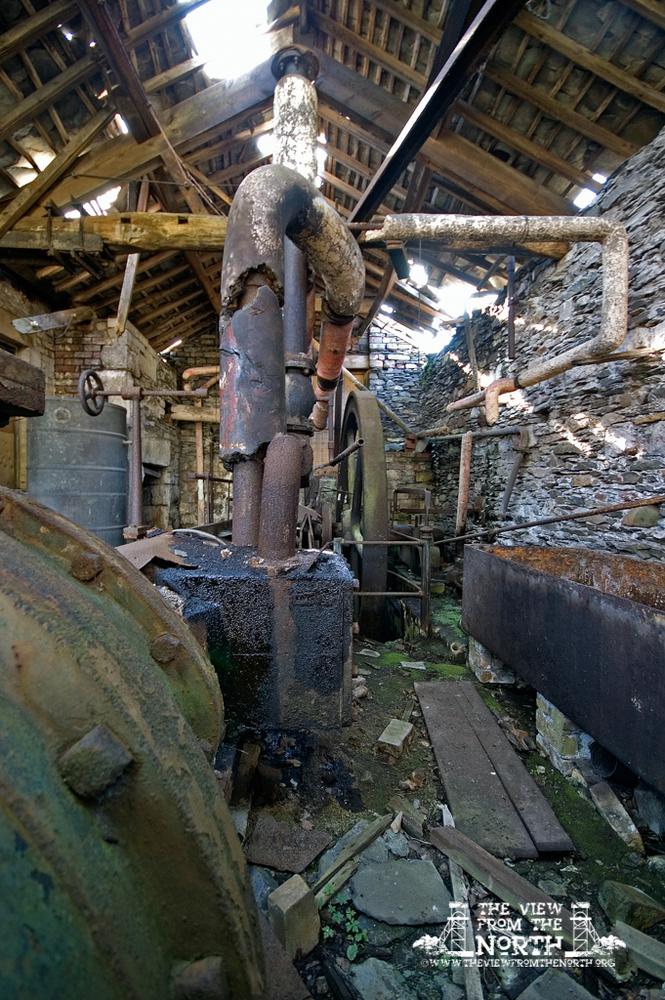 Backbarrow 6 - Backbarrow Ironworks, Cumbria