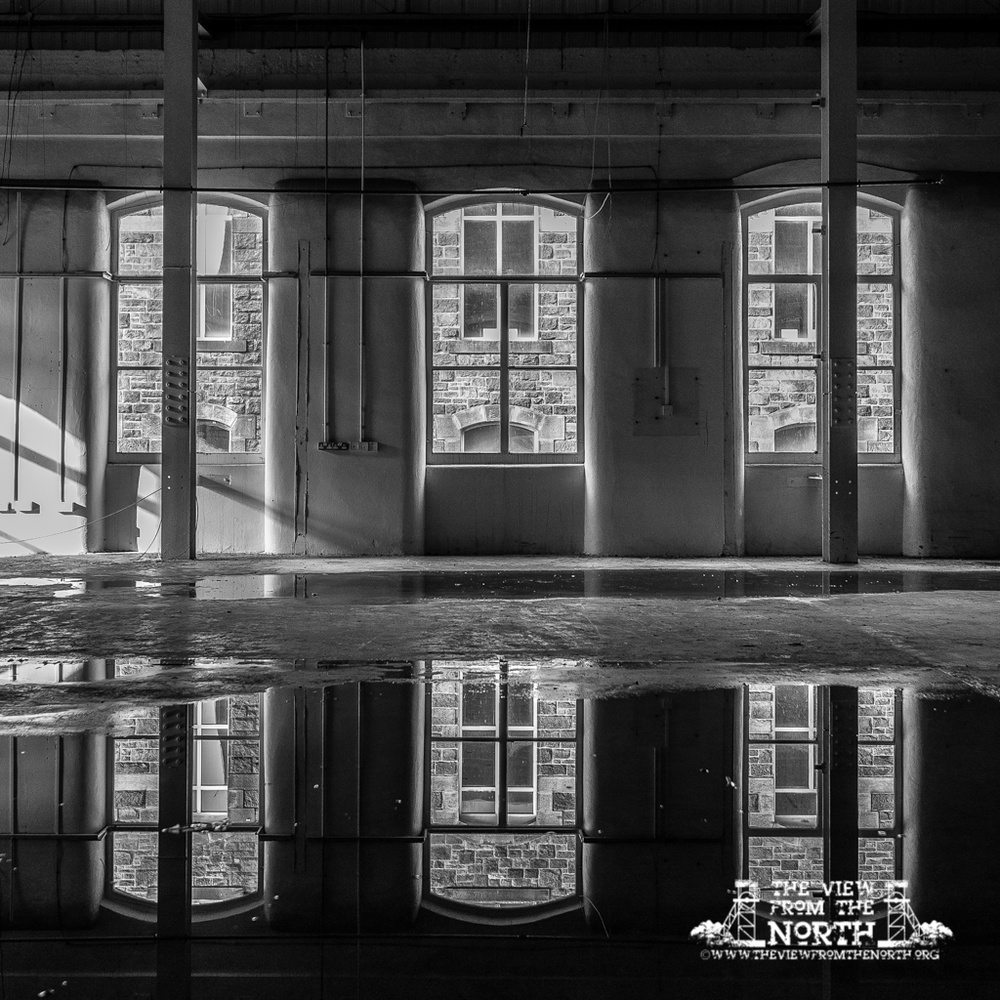 Brierfield Mills Reflection