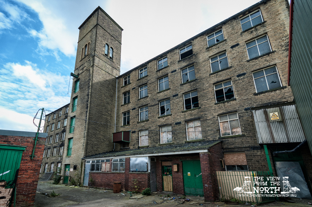 Albion Mill 7 - Albion Mill, Meltham