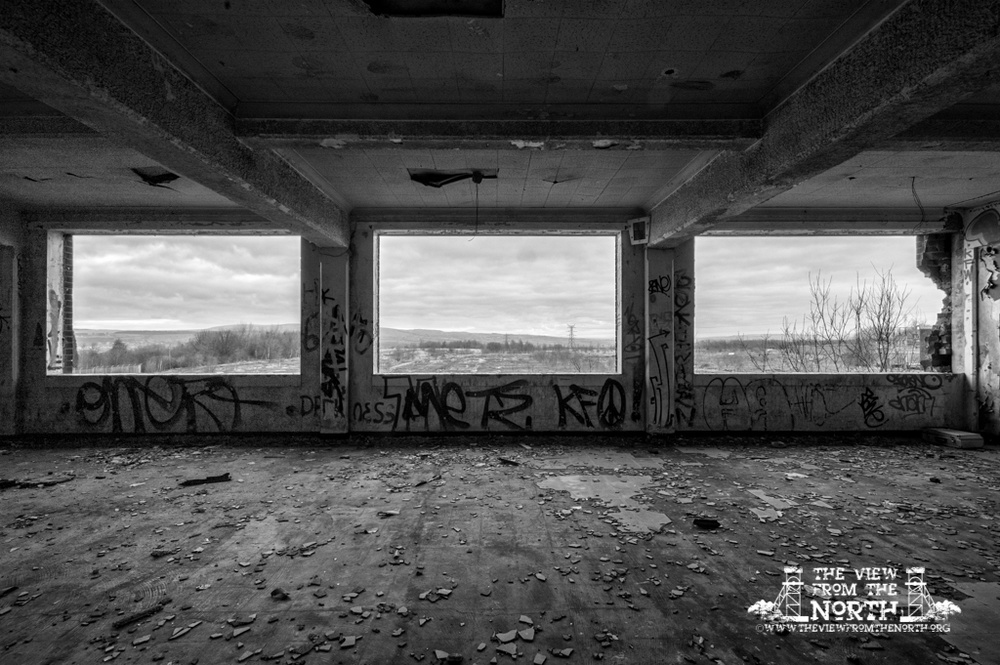 Industrial Landscape and Urban Exploration Portfolio