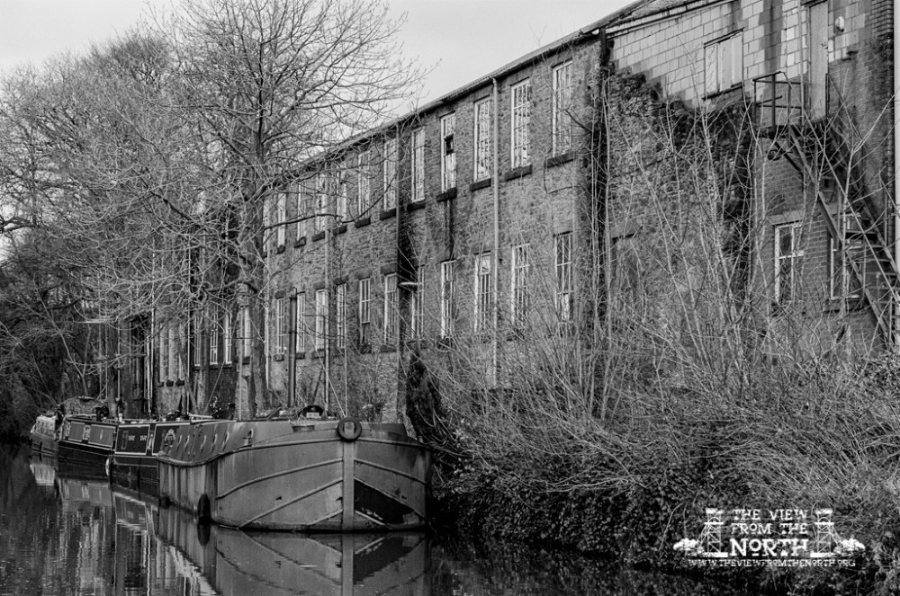 Withnell Fold 8 - Withnell Fold Paper Mill, Chorley