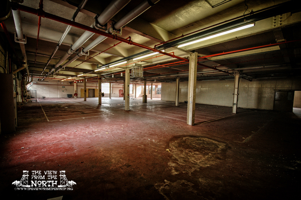 Urban Exploration (Urbex) of Vernon Carus, Preston