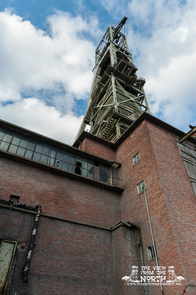 Clipstone Colliery 5 - Clipstone Colliery
