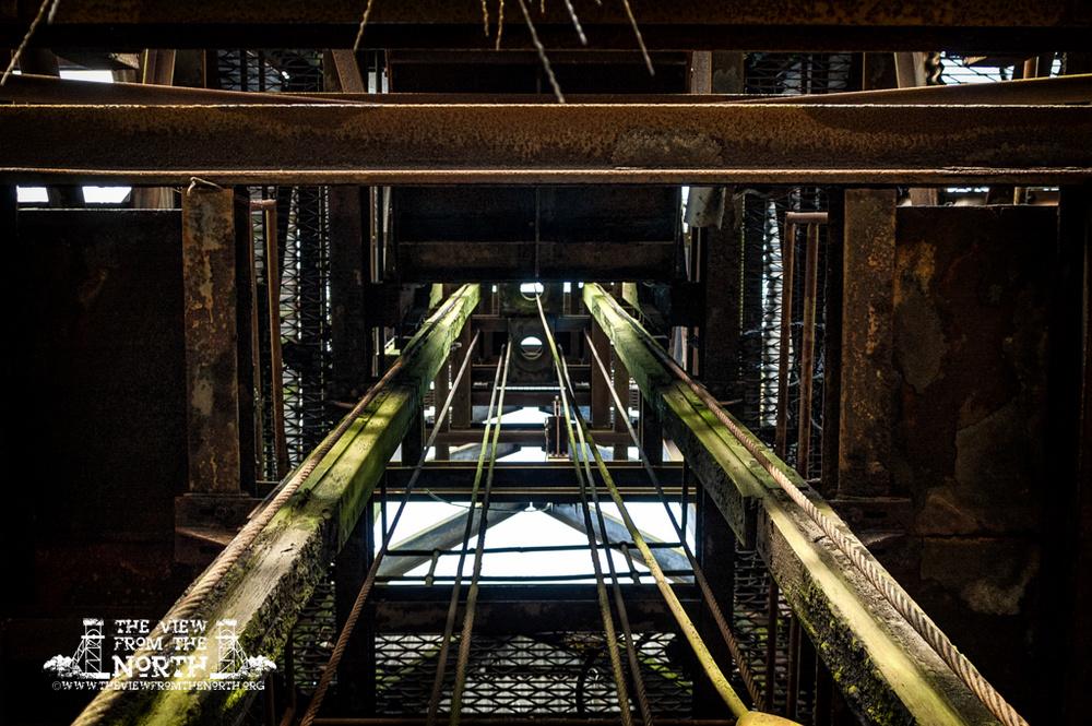 Grove Rake 3 - Grove Rake Fluorspar Mine