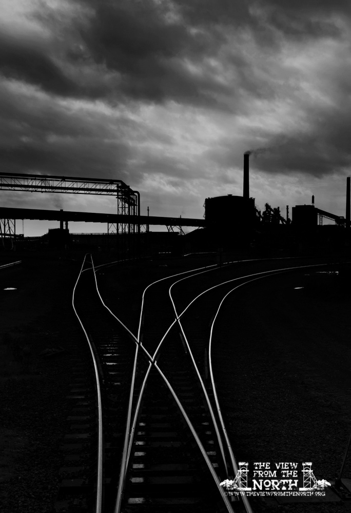 Scunthorpe 9 - Corus Scunthorpe and Tata Redcar Steelworks