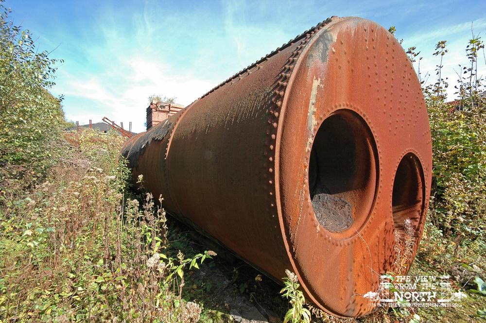 Backbarrow 3 - Backbarrow Ironworks, Cumbria