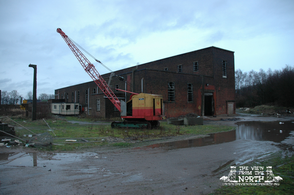 Urban Exploration (Urbex) Of The Former Group 4 Area Of ROF Chorley