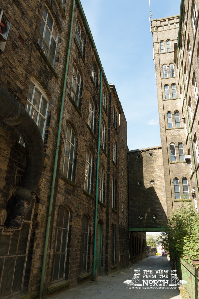 Bank Bottom Mill 3 - West Yorkshire Textile Mills