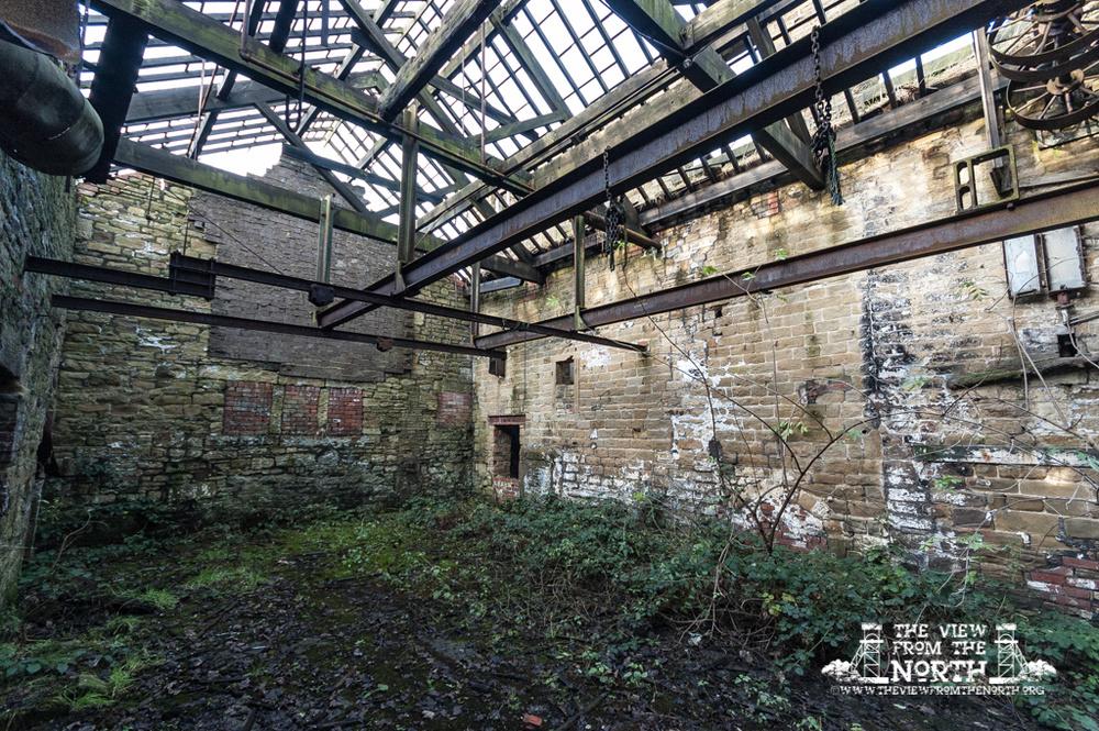 Westwood Mill 5 - Westwood Mill, Linthwaite