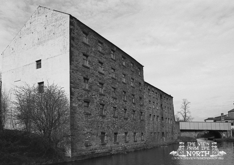 Weavers Triangle 4 - Lancashire Textile Mills