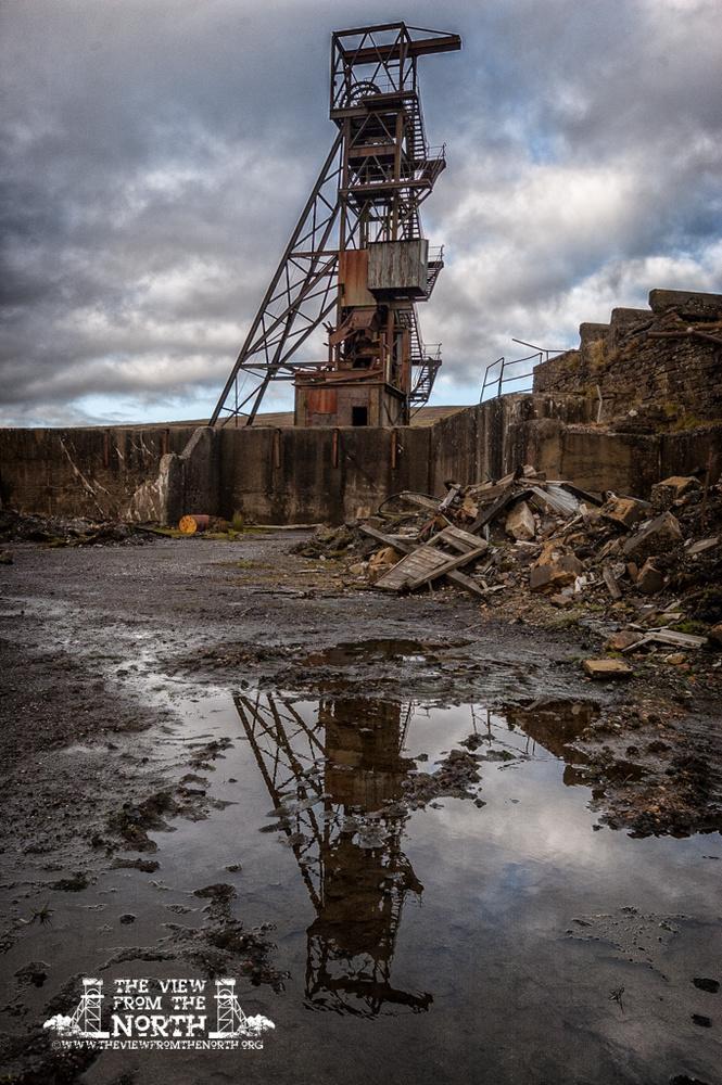 Grove Rake 16 - Grove Rake Fluorspar Mine