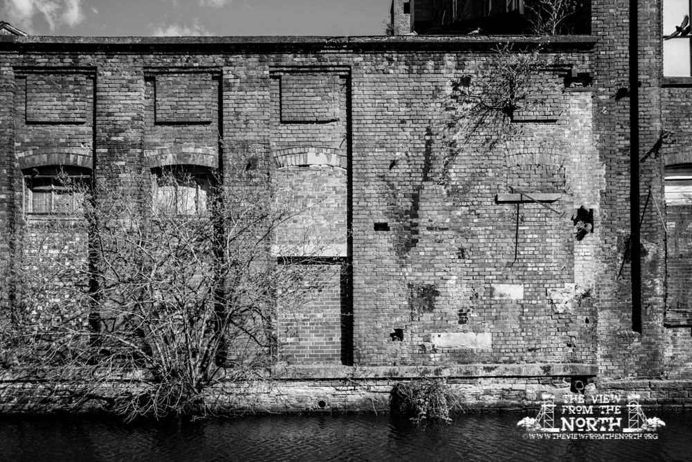 Wellington Mill, Ashton-under-Lyne - Lancashire Textile Mills