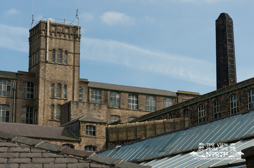 Bank Bottom Mill 2 - West Yorkshire Textile Mills