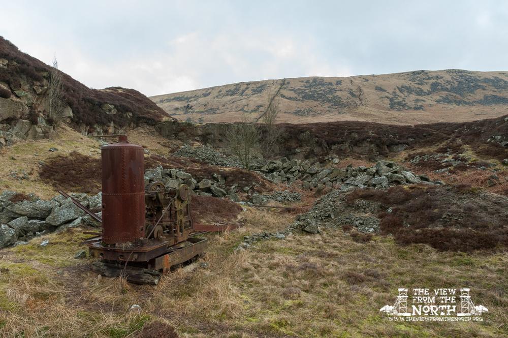 Jumbles 5 - Jumbles Quarry Steam Crane