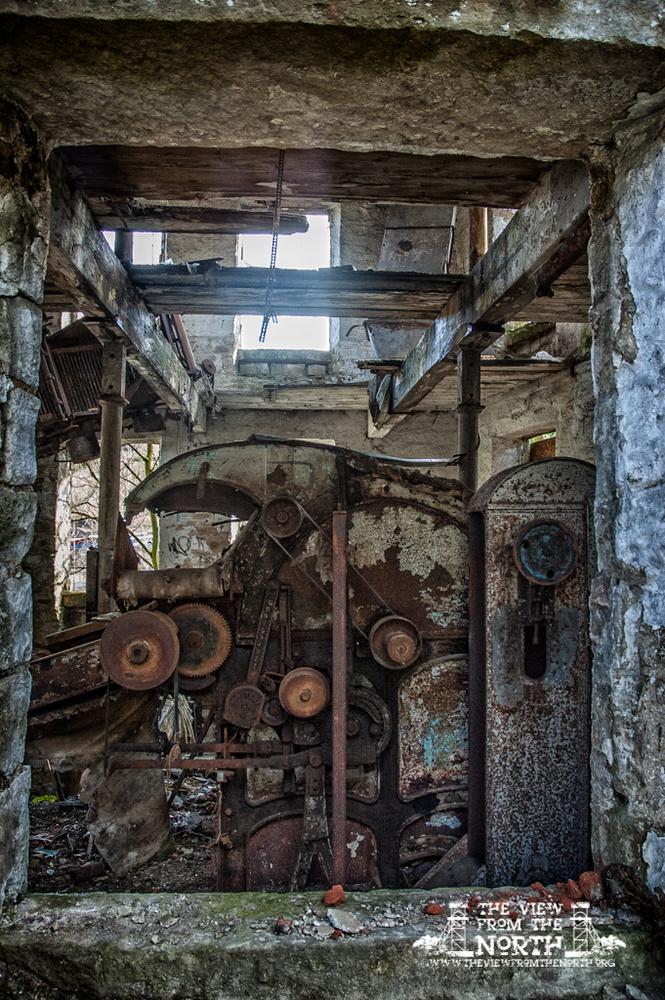 Ivy Bank Mill 10 - Ivy Bank Mill, Haworth