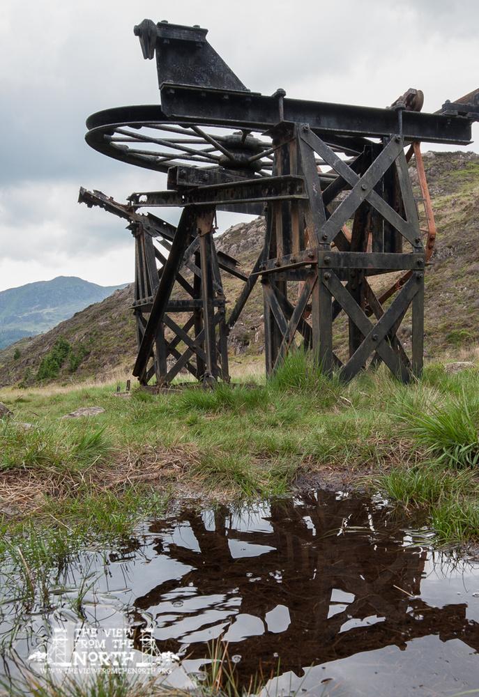 - Cwm Bychan Aerial Ropeway