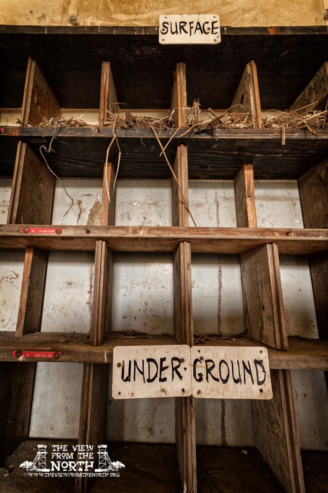 Grove Rake 14 - Grove Rake Fluorspar Mine