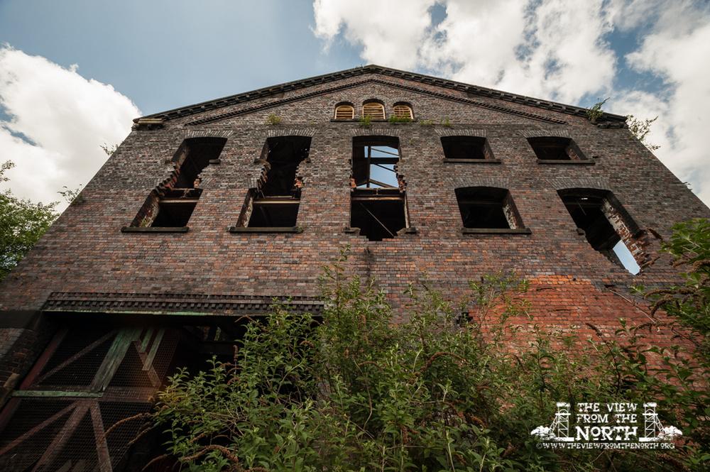 Millbrook 5 - Millbrook Railway Warehouse