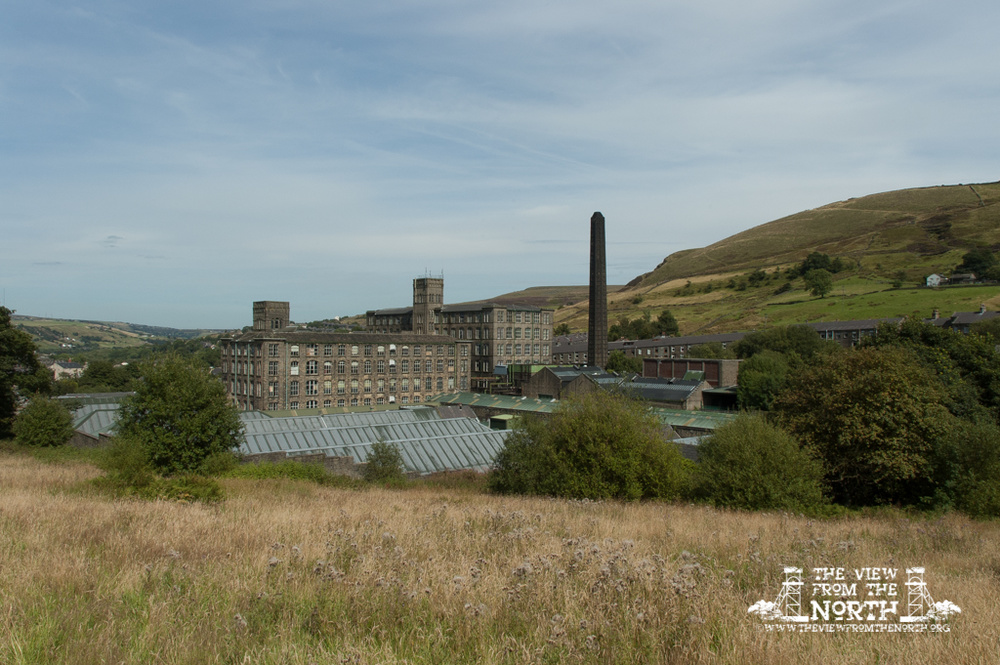 Bank Bottom Mill 1 - West Yorkshire Textile Mills