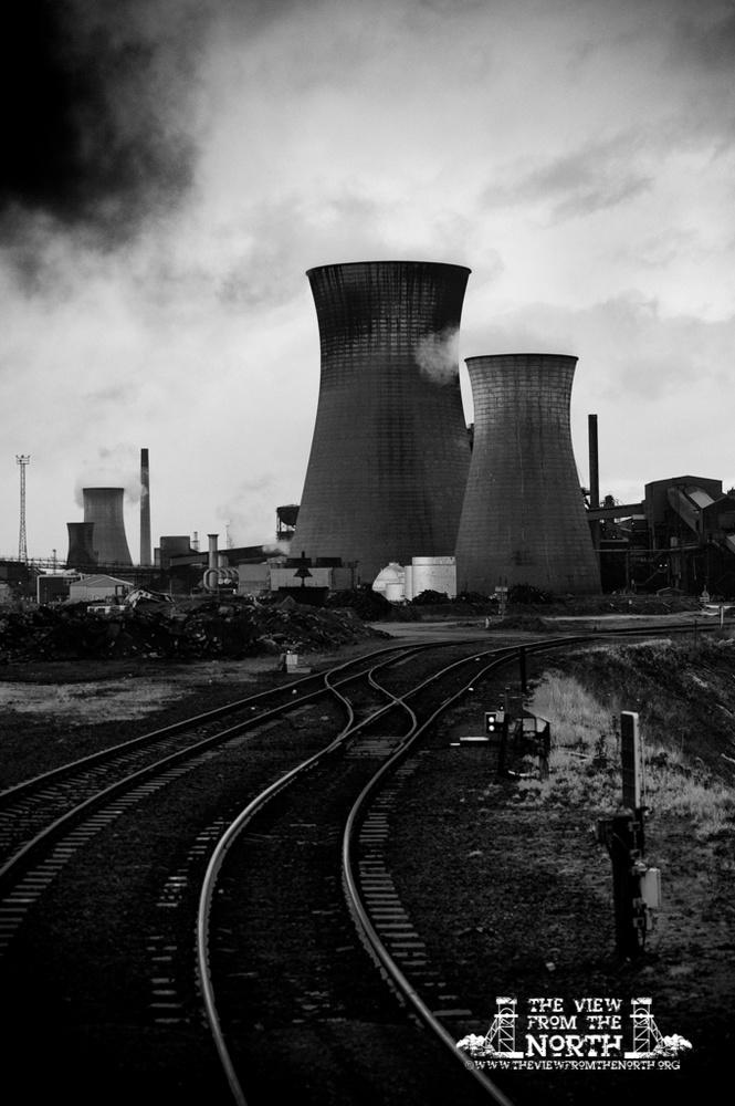 Scunthorpe 8 - Corus Scunthorpe and Tata Redcar Steelworks
