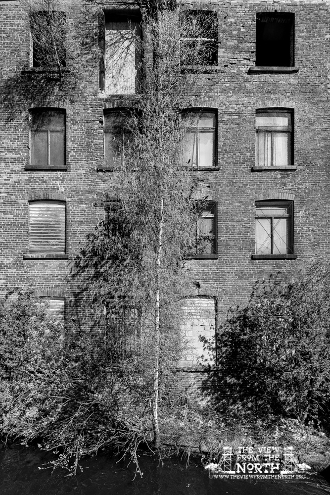 Wellington Mill, Ashton-under-Lyne - Lancashire Textile Mills