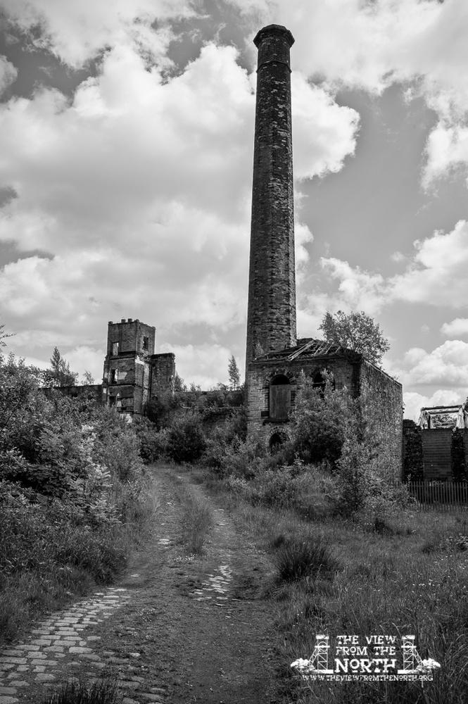 Oakwood Mill, Millbrook - Lancashire Textile Mills